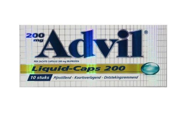 Ibuprofen: Een uitstekende pijnstiller