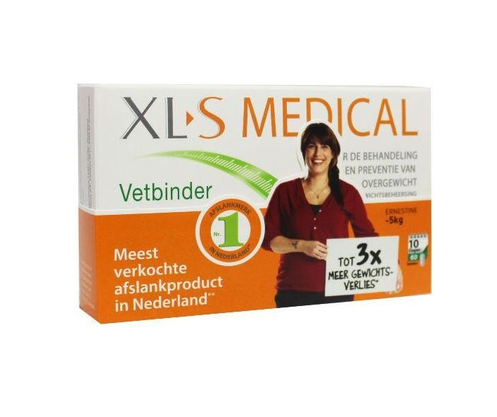 Afvallen met XLS Medical