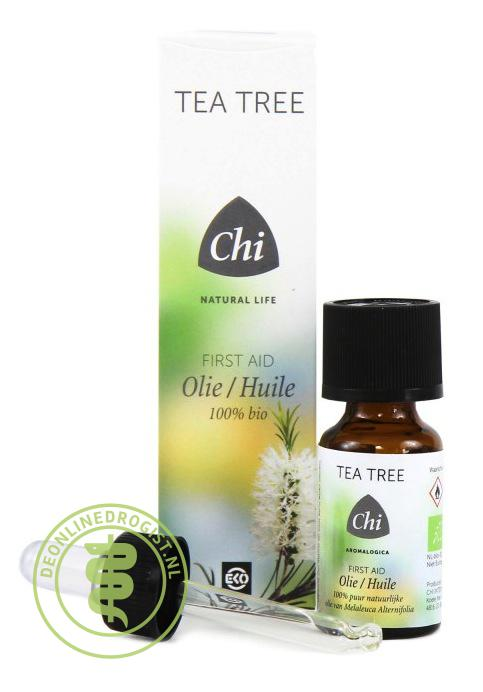 Chi Tea Tree Oil 20ml kopen