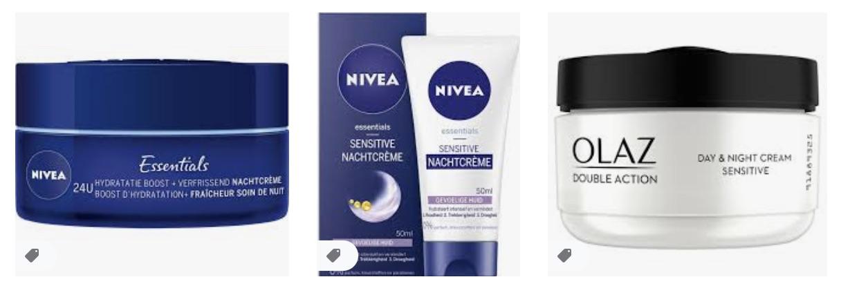 Hoe kies je een goede dag- en nachtcrème?