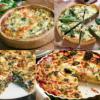 Koolhydraatarm recept: Quiche met spinazie, zaden en pitten