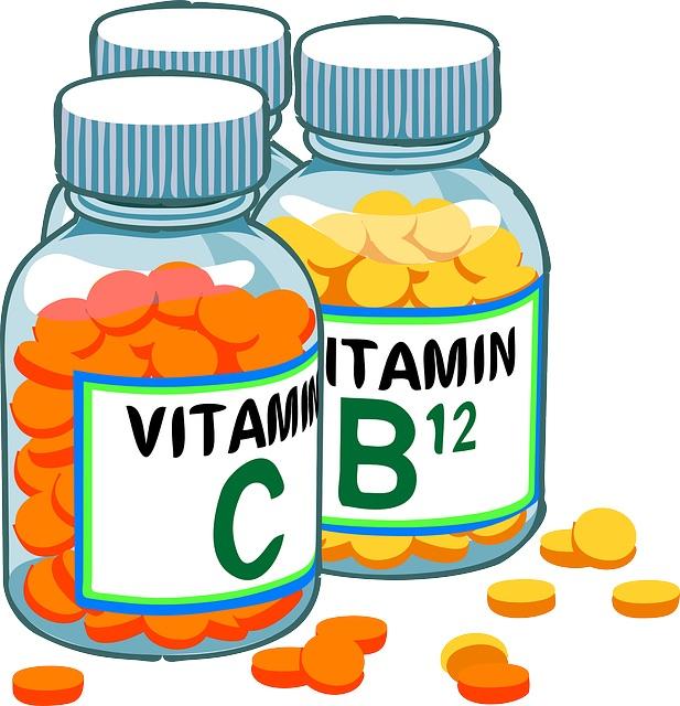 Vitamine kopen? De voedingsdriehoek en een vitaminetekort