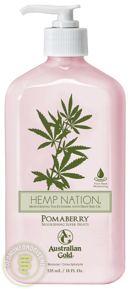Australian Gold Hemp Nation Pomaberry Lotion kopen
