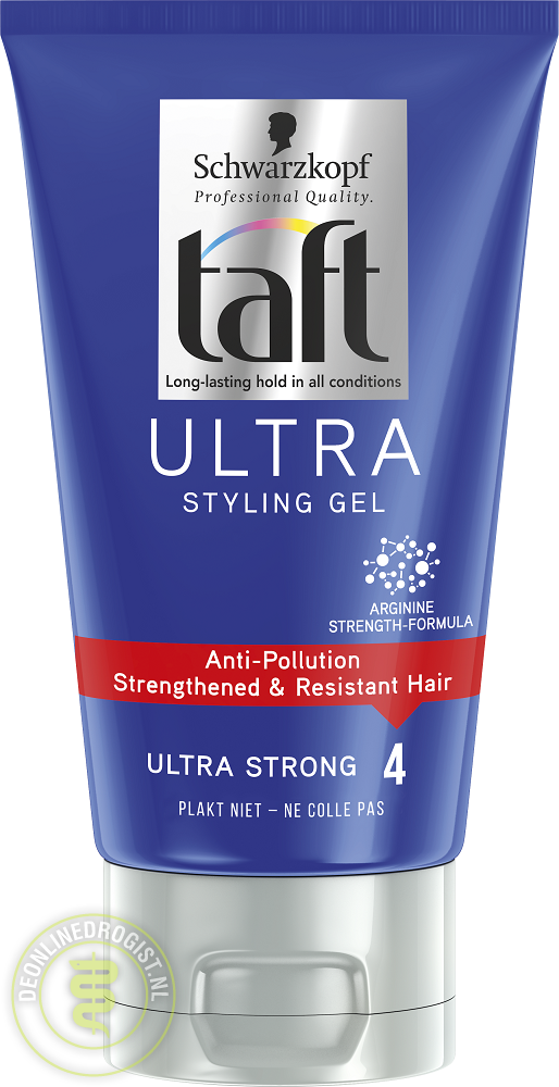 Schwarzkopf Taft Styling Gel Ultra Strong kopen