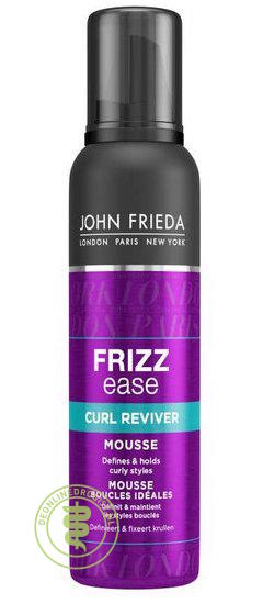 John Frieda Frizz Ease Curl Reviver Styling Mousse 200ml kopen