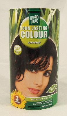 Hennaplus 3.37 Espresso Long Lasting Colours 100ml kopen