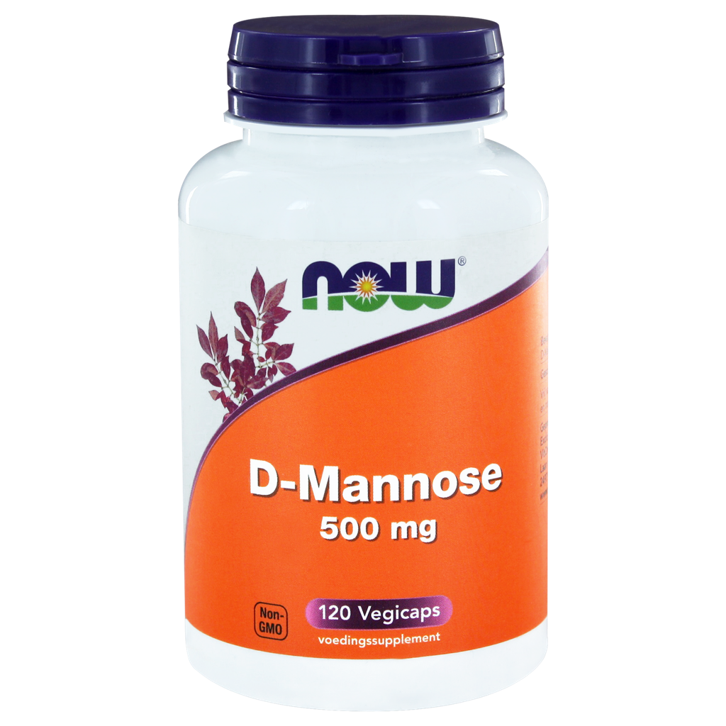 NOW D-Mannose Capsules 120st kopen