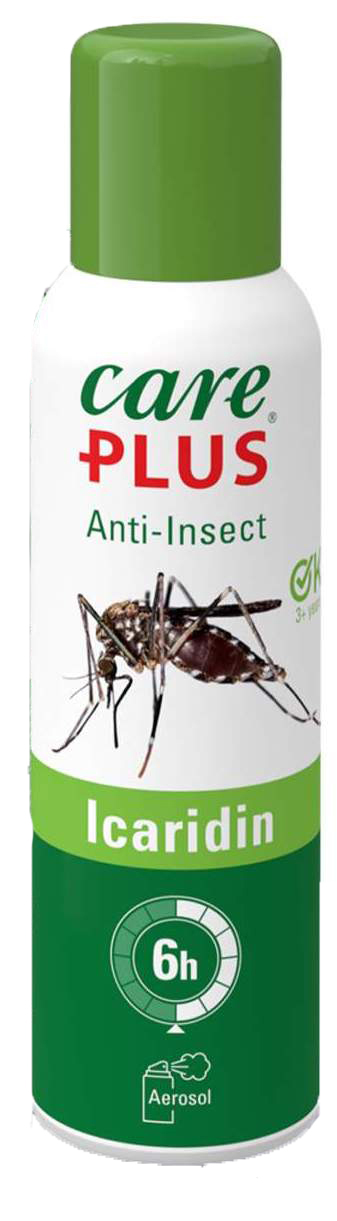 Care Plus Anti-Insect Icaridin Spray kopen