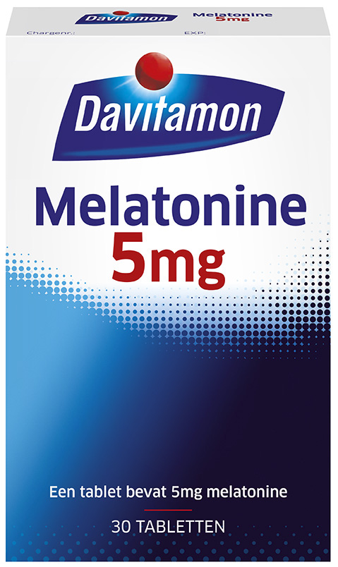 Davitamon Melatonine 5mg Tabletten kopen