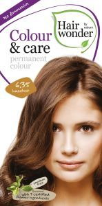 Hairwonder Colour & Care 6.35 Hazelnoot 100ml kopen
