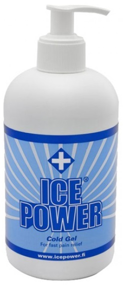 Ice Power Cold Gel Pompflacon kopen