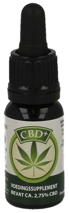 jacob hooy cbd plus olie 10ml