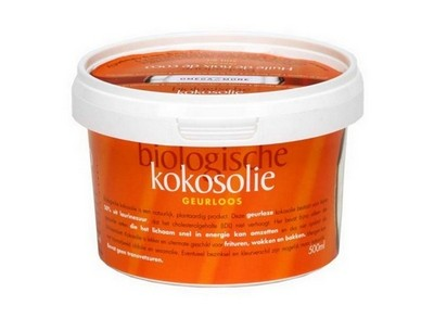 Omega & More Kokosolie Geurloos 500ml kopen