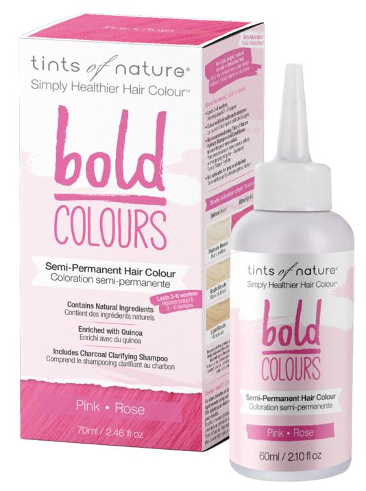 Tints Of Nature Bold Colours Pink kopen