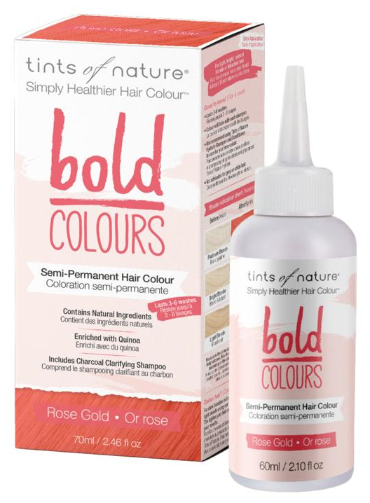 Tints Of Nature Bold Colours Rose Gold kopen