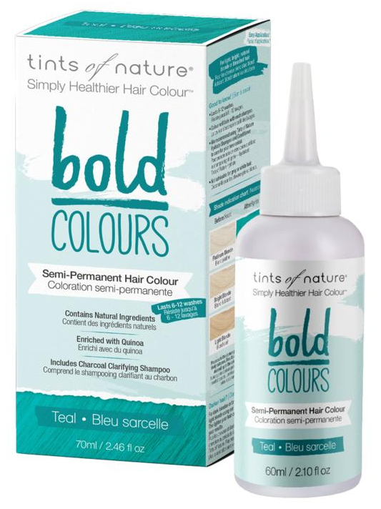 Tints Of Nature Bold Colours Teal kopen