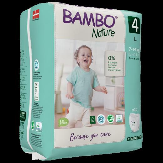 Bambo Nature Luierbroekjes L kopen