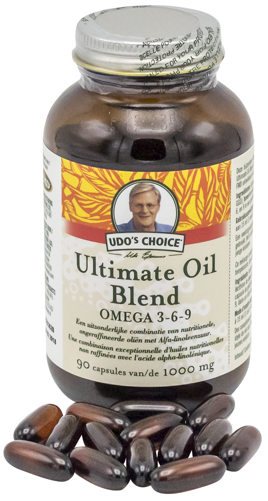 Udos Choice Ultimate Oil Blend Capsules 90st kopen