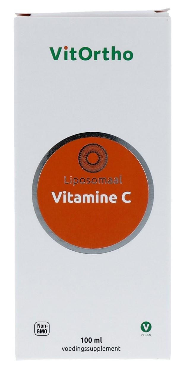 Vitortho Vitamine C Liposomaal 100ml kopen