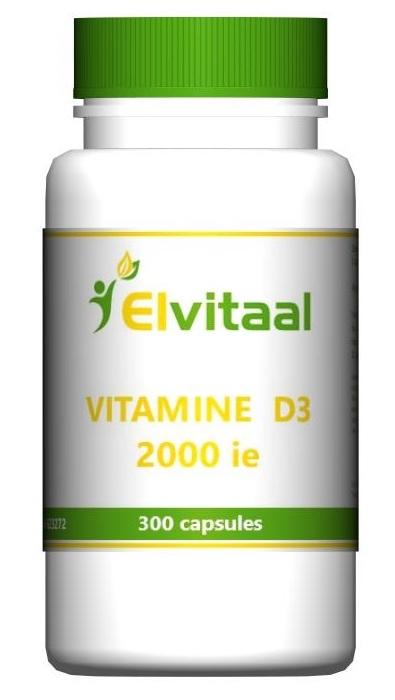 Vitamine D 50+