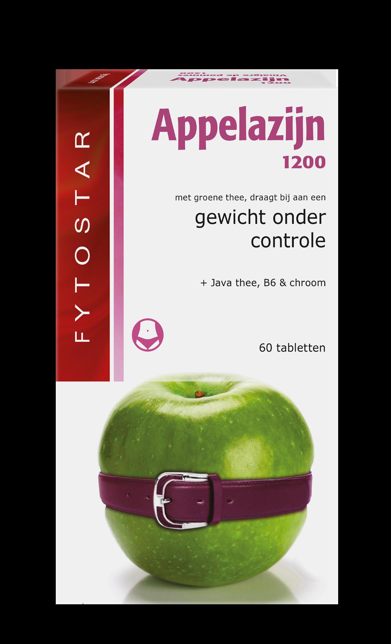 Fytostar Appelazijn Tabletten 60st kopen