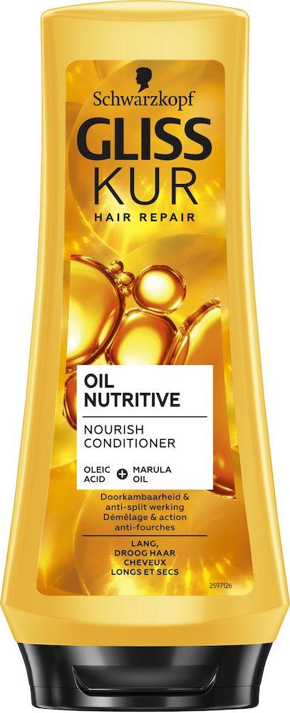 Schwarzkopf Gliss Kur Oil Nutritive Nourish Conditioner kopen