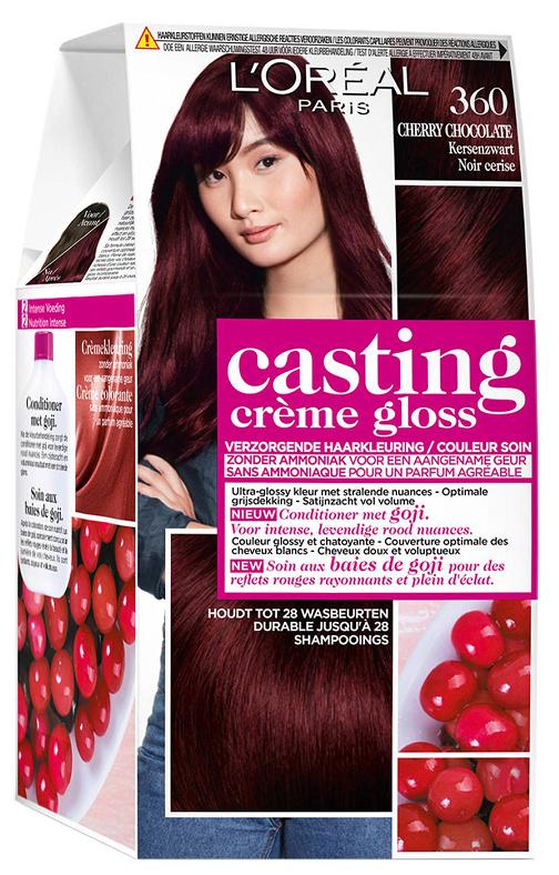 L'Oréal Paris Casting Crème Gloss 360 Cherry Chocolate kopen