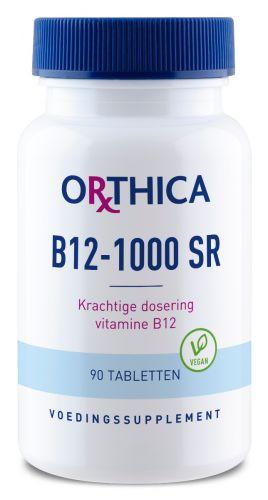 Orthica B12 1000 SR Tabletten 30ST kopen