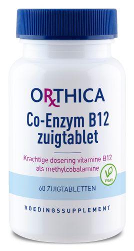 Orthica Co-Enzym B12 Zuigtabletten kopen