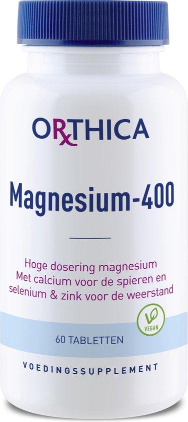 Orthica Magnesium-400 Tabletten kopen