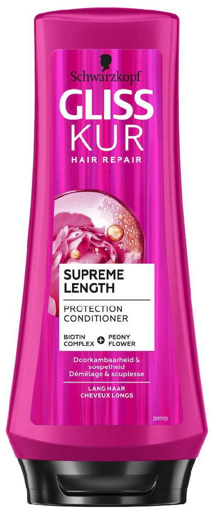 Schwarzkopf Gliss Kur Supreme Length Protection Conditioner kopen