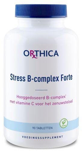 Orthica Stress B-complex Forte Tabletten kopen