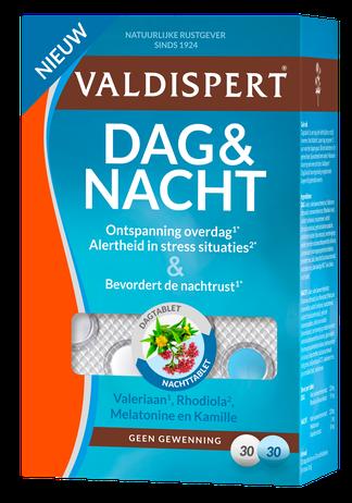 Valdispert Dag & Nacht Tabletten kopen