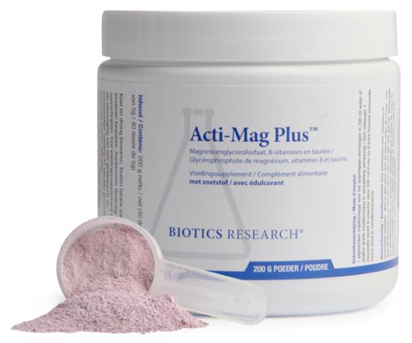 Biotics Acti Mag Plus Poeder kopen