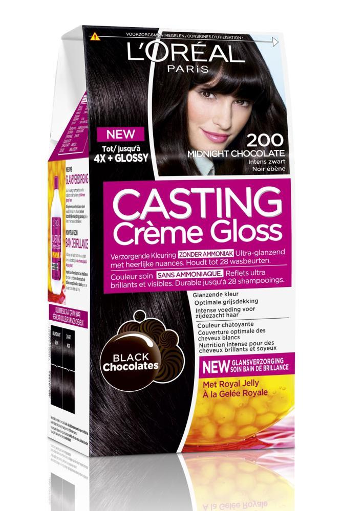 L'Oréal Paris Casting Crème Gloss 200 Midnight Chocolate kopen