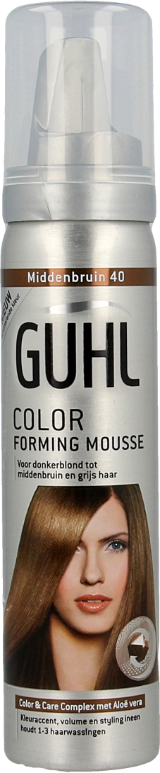 Guhl Color Forming Mousse 40 Middenbruin kopen