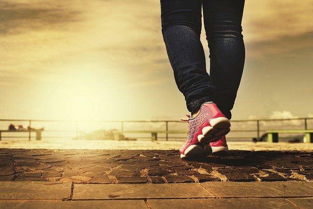 Vijf tips voor lange wandelingen