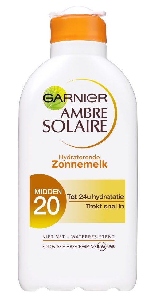 Garnier Ambre Solaire Hydraterende Zonnemelk SPF20 kopen