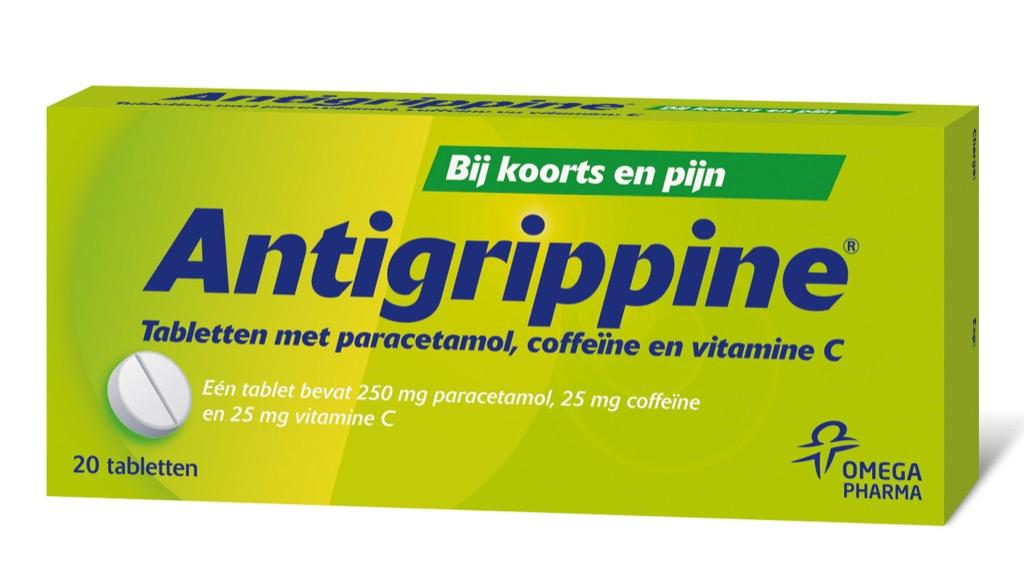 Antigrippine Tabletten kopen